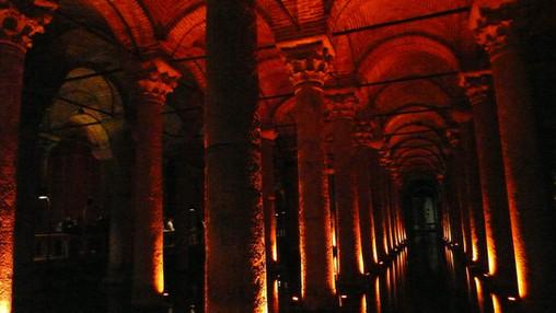 Basilica Cistern, Istanbul, Turkey