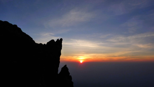 Mont Merapi, Java, Indonésie