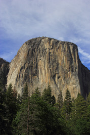 El Capitan, Yosemite NP, Californie, USA