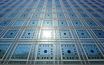 Institut du Monde Arabe, Paris, France