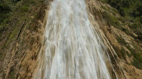 Cascades de Agua Azul, Chiapas, Mexique