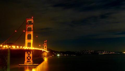 Golden Gate, San Francisco, Californie, USA