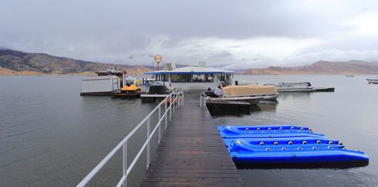 Isabella Lake, Californie, USA