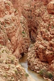 Gorges du Dades, Maroc