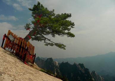Huashan, Shaaxi, Chine