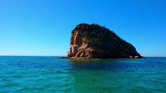 Mer de Cortez, Mexique