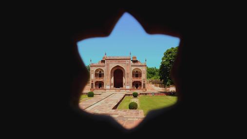 Itmad-ud-Daula, Agra, Uttar Pradesh, Inde