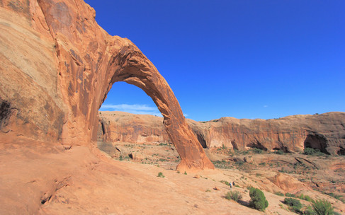 Corona Arch, Utah, USA