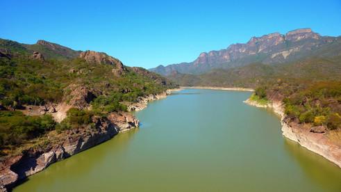 Barranca de Urique, Chihuahua, Mexique