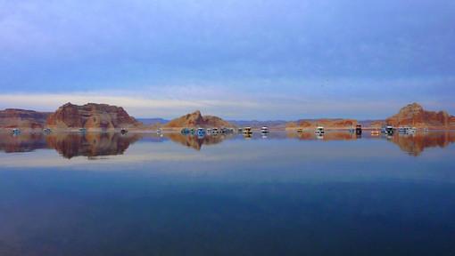 Lake Powell, Utah / Arizona, USA
