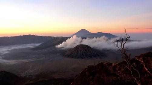 Gunung Bromo, Java, Indonésie