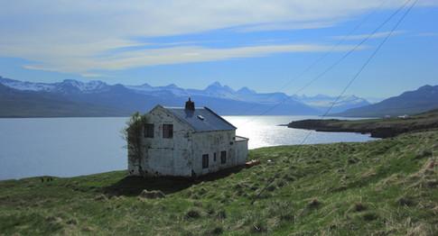 Reyðarfjörður, Islande
