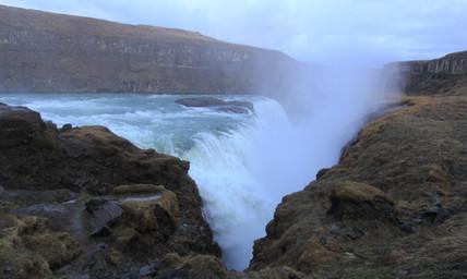 Gullfoss, Islande
