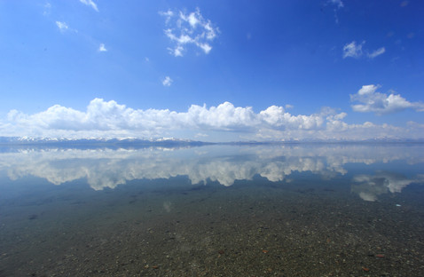 Lake Song Kul, Kyrgyzstan