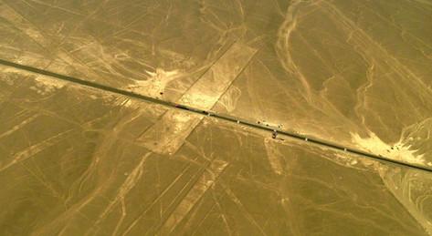 Nazca, Pérou