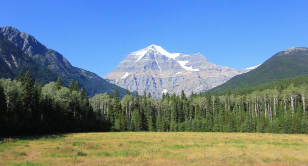 Mont Robson, Colombie-Britannique, Canada