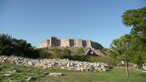 Forteresse d'Ayasuluk, Turquie