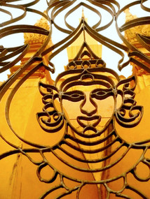Pha That Luang, Ventiane, Laos