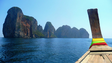 Ko Phi Phi Le, Thailande