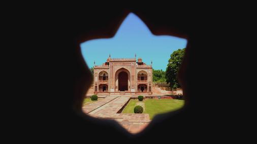 Mausolée d'Itimâd-ud-Daulâ, Agra, Uttar Pradesh, Inde
