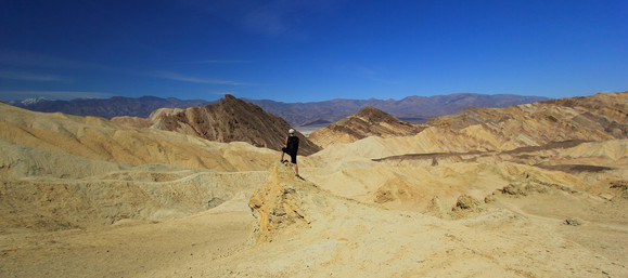 Death Valley National Park, Californie, USA