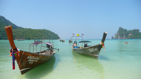 Koh Phi Phi Don, Thailande