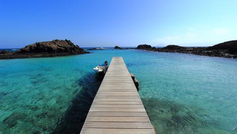 Isla de Lobos, Les Canaries, Espagne