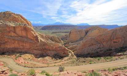 Grand Staircase - Escalante National Monument, Utah, USA