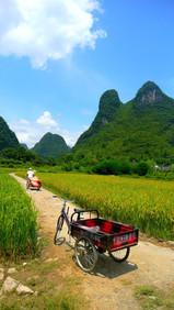 Yangshuo, Guangxi, Chine
