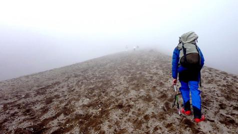Mount Cotopaxi, Equateur