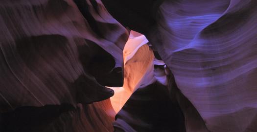 Lower Antelope Canyon, Utah, USA