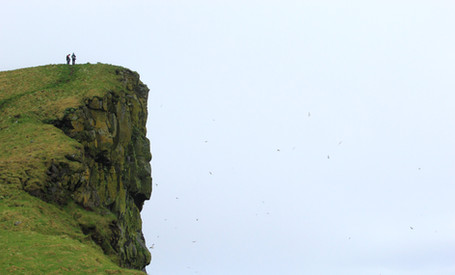 Látrabjarg, Iceland