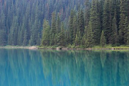 Lac Cirque, Alberta, Canada