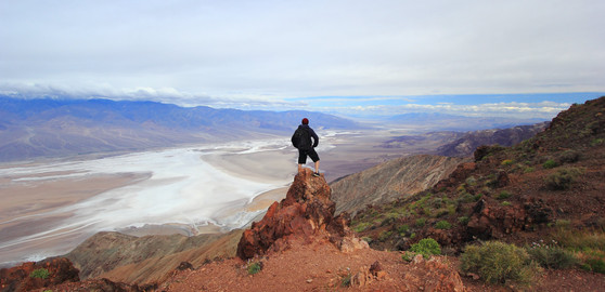Dante's View, Death Valley National Park, Californie, USA