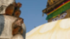 photographe francais french photographer travel photography photographie voyage cityscape city street architecture stupa temple bouddhiste buddhist bouddha buddha monkey monkeys singes singe bodnath bodhnat katmandou kathmandu nepal