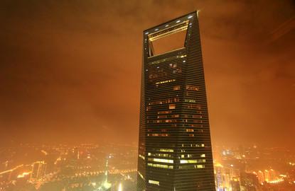 Shanghai World Financial Center, Shanghai, Chine