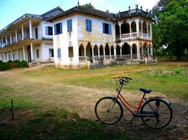 Environs de Siem Reap, Cambodge