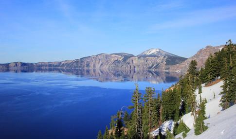 Crater Lake, Oregon, USA