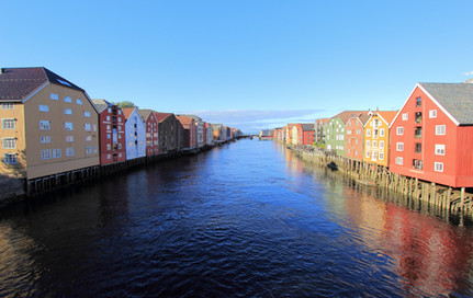 Trondheim, Norvège