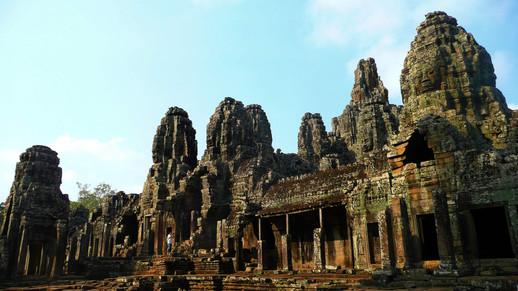 The Bayon, Cambodia