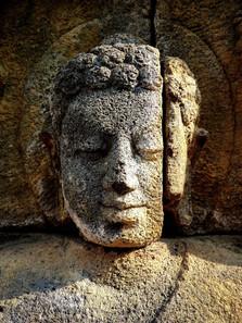 Borobudur, Java, Indonésie