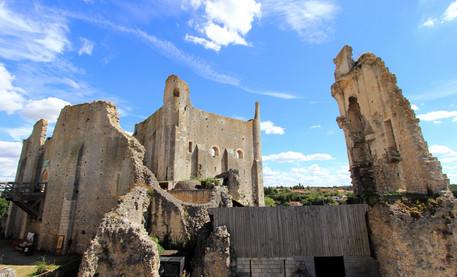Chauvigny, France