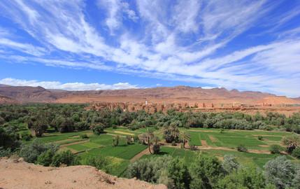 Tineghir, Maroc