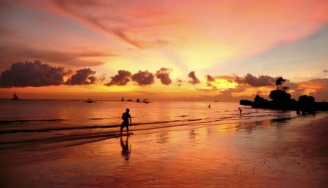 Boracai Island, Philippines