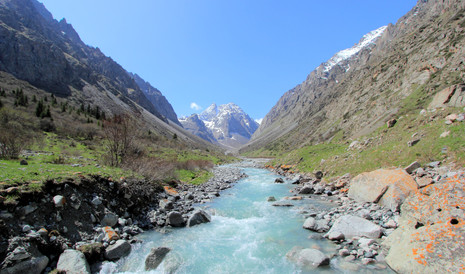 Parc national d'Ala Archa, Kyrgyzstan