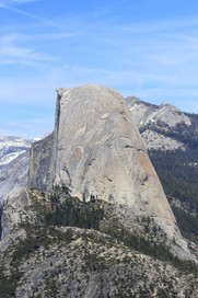 Half Dome, Yosemite NP, Californie, USA