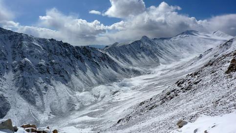 Khardung La Pass, Ladakh, India