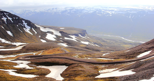 Road 917, Iceland