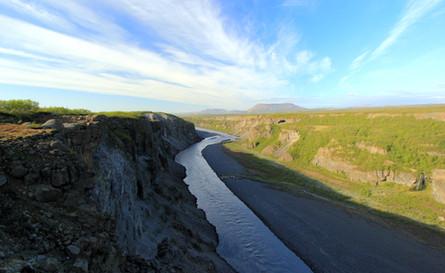 Jökulsá á Fjöllum, Iceland