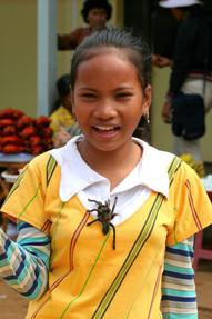 Skuon, Cambodia